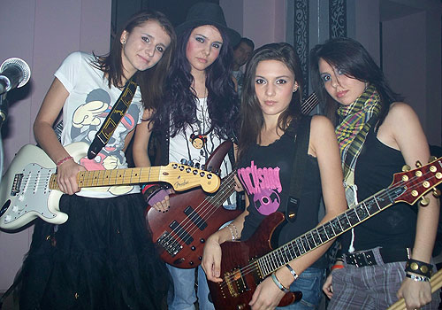 blaxy girls