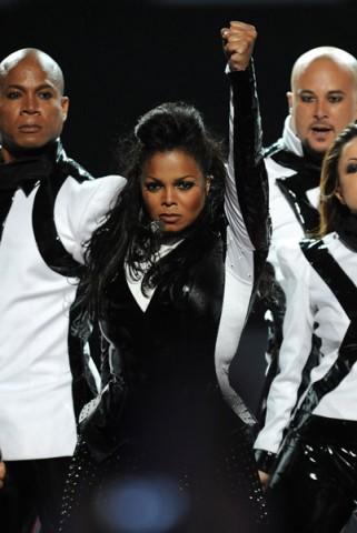 Janet VMA 2009