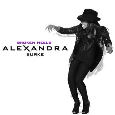 alex burke Broken Heels
