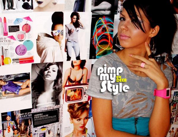 pimp my style bluzon pimpuit